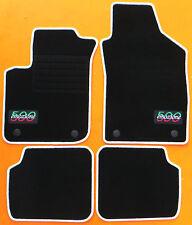 passend für Fiat 500 Autofußmatten Autoteppiche Fußmatten ab 2013 -   Lwru