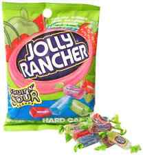 Jolly Rancher Hard Candy FRUIT N' SOUR 3.8 oz. New Sealed Bag