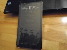 SEALED RARE PROMO Boyz II Men VHS music video Legacy Decade of Hits r&b VIBIN' !