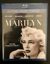My Week with Marilyn (Blu-ray Disc, 2012) New, Sealed.