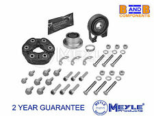 VW TOUAREG REAR PROPSHAFT FRONT MOUNT & CENTRE MOUNT KIT MEYLE GERMANY A1045