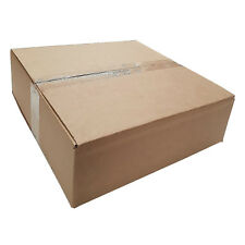 25 350x350x100mm Brown High Quality RSC Cardboard Shipping Moving Boxes