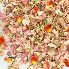 1 Litre Biodegradable White Wedding Confetti Natural Dried Real Petals 15 Guests