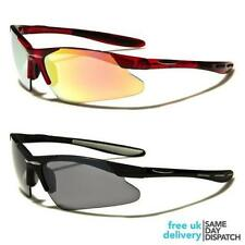 Plastic Mirrored 100% UVA & UVB Sunglasses for Men