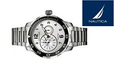 NAUTICA MEN'S STAILESS STEEL COLLECTION WATCH A16549G