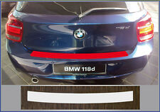 Lackschutzfolie Ladekantenschutz transparent BMW 1er, Typ F20 F21, Bj. 11-15