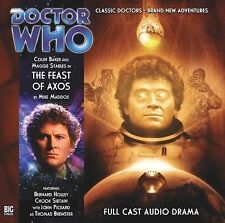 The Feast of Axos by Mike Maddox (CD-Audio, 2011)