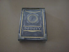 INFINITY BICYCLE DECK OF PLAYING CARDS BY ELLUSIONIST - POKER MAGIC CARD TRICKS