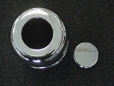 CHROME CENTER CAP(S) FOR A 5 LUG 13,14 OR 15 INCH WHEEL CHEAP!  (PRICE PER CAP)