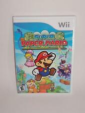 Super Paper Mario Nintendo Wii Tested -0517AJ