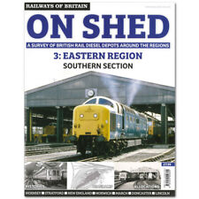 Railways of Britain - On Shed Issue 3