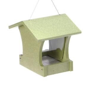 Green Solutions RECYCLED PLASTIC HOPPER FEEDER KIT (2 QT) - GSHF100KIT