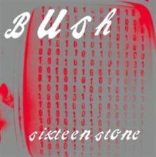 BUSH - SIXTEEN STONE (REMASTERED) (2 LP) NEW VINYL RECORD