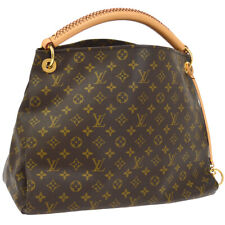 LOUIS VUITTON ARTSY MM SHOULDER BAG HOBO MONOGRAM CANVAS M40249 CA2100 AK38698