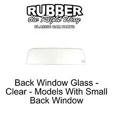 1967 - 1972 Chevy & GMC Truck Back Window Glass - Small - Clear - FREE SHIPPING