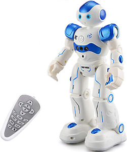 Eholder RC Robot Toy, Smart Robot Toys for Kids, Programmable Intelligent Remote