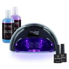 MYLEE Gel Polish LED Nail Drying Lamp KIT 3 Curing Cycle 15 Seconds Cure Convex