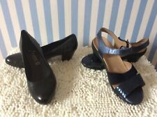 Lot 2paires chaussures femme 41