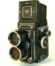 Rollei:TELE-ROLLEIFLEX, Carl Zeiss SONNAR 4/135mm.Lens,Germany