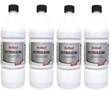 4x Velind Spezialpetroleum Petroleum Ölreiniger Fettreiniger 1L