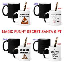 Magic Adult Funny Joke Secret Santa Novelty Humour Present Gift Mug Cup