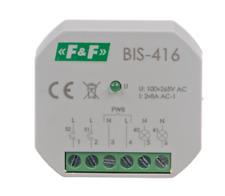 F&F BIS-416 Bistabiles Relais Impulsrelais Bistable relay Bistabilny przekaźnik