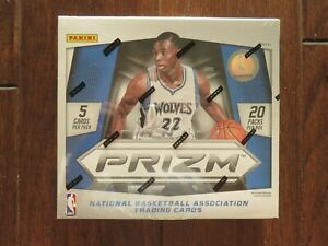 2014-15 Panini Prizm Basketball Hobby Box Factory Sealed  Wiggins LaVine Rookie?