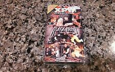 XPW WRESTLING RARE BEST OF THE BLACK ARMY VHS TAPE SEALED! NEW!