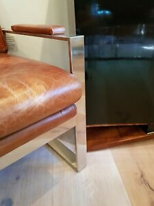 Bauhaus Art Deco Lounge Chair Sessel