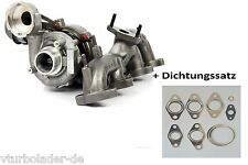 Turbolader Seat Altea 2.0 TDI Motor: BKD / AZV Leistung: 100 Kw, 724930-5010S
