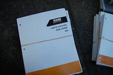 Case 465 Mini Skid Steer Loader Parts Manual Book Catalog Spare 2004 2006 List