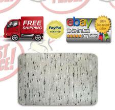 "Gray 3x5' Marble Foot Commercial Garage Kitchen Anti-Fatigue Floor Mat 36"" x 60"""