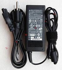 Original Genuine OEM Delta 65W Cord/Charger MSI U135,U210,U230,L1300 Notebook PC