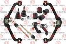 Front L&R Control Arms & Bushing Kit Ball Joints Tie Rod Ends For Jeep Liberty