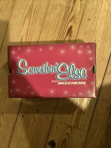 Ladies Skechers Somethin' Else Wedge Sandals Size 5 Emotions In Box