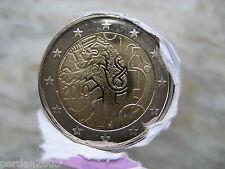 FINLANDIA 2010 2 EURO FDC UNC 150° ANNIV. MONETA FINLANDESE FINLAND FINNLAND
