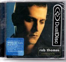 "ROB THOMAS - ""...SOMETHING TO BE""  (BRAND NEW '05 CD/DVD DUALDISC)  MATCHBOX 20"