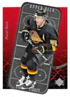 1995-96 Pavel Bure Upper Deck SP Stars Etoiles Die Cut - Vancouver Canucks
