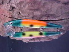 Rapala® Husky Jerk HJ12-2165 UV Custom-Painted WARRIOR LURES for WALLEYE/SALMON