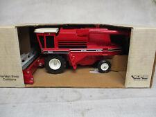 White Farm Equipment Model 9700 Toy Combine with Grain Head, 1/24 Scale, NIB