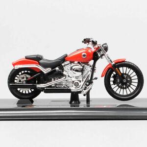 Maisto Scale Harley Breakout Softail  Motorcycle Diecast Toy Harley-Davidson