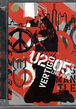 U2 VERTIGO Live from Chicago 2005 - DVD  Good Condition  FREE POST