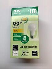 1 Light Bulb A19 LED - 1100 Lumens - 2700k