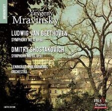 Beethoven: Symphony No.4 Op.60, Shostakovich: Symphony No.10 Op.9...