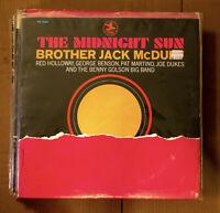 Brother Jack McDuff LP  Hallelujah Time Prestige VG stereo soul jazz VG+