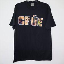 Vintage Original Tee Shirt Motley Crue 1989 Kick Start My Heart Nos Lg Brockum