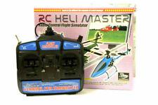 Realitycraft RC Heli Master Flight Simulator Transmitter Mode 2 Rcsim51 PC