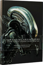SIDESHOW COLLECTIBLES: Capturing Archetypes Art Hard Cover Book #NEW