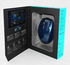 Logitech MX Anywhere 2S - Wireless/Kabellos Mobile Mouse / Maus Blau - Neu & OVP