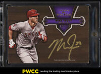 2012 Topps Five Star Mike Trout AUTO /10 #FFSI-MT (PWCC)